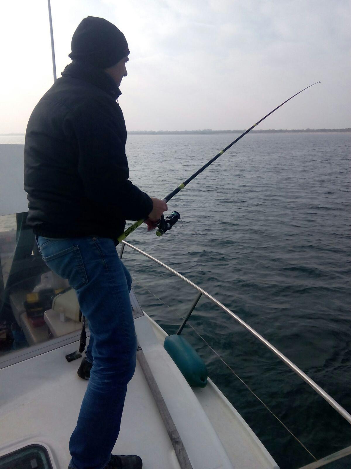 Pesca en nuestros barcos